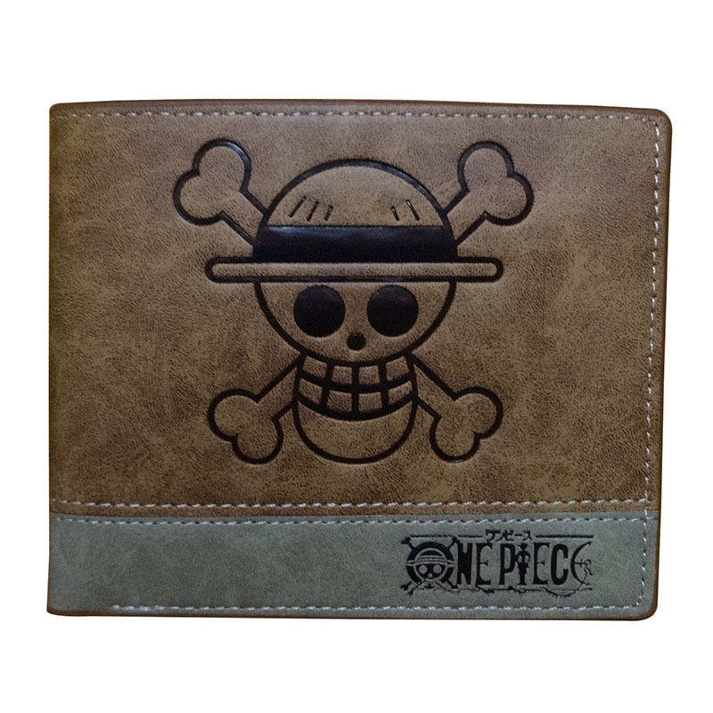Professional experienced supplier custom printed PU leather wallet anime wallet