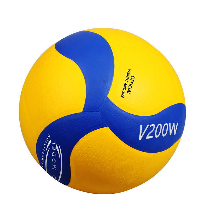 Touch soft PU Material V200W Volleyball competition volleyball match official size 5 veneer volleyball,Support customization