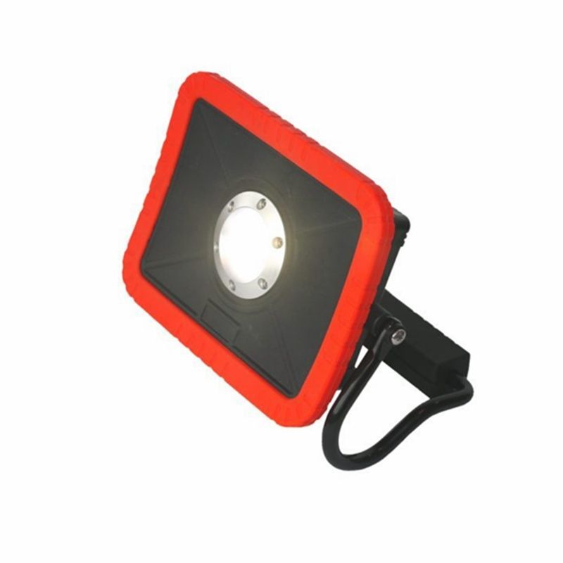 Tripod Installed Aluminium Material Portable Led Work Lights With Magnetic Stand