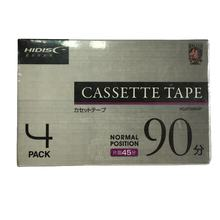Blank Audio Cassette Tape 90MIN