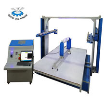 New Type Commercial EPS styrofoam 3d cnc hot wire foam cutter with CE Certificate