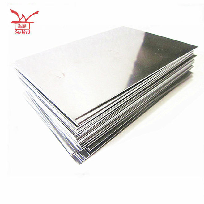 Wholesalers in China hot rolled nickel titanium shape memory alloy nitinol sheet price