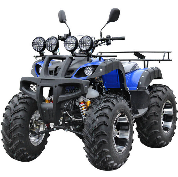 A High Performance high quality 4 Wheeler Quad Bike Atv For Kids and Adult 250cc 4x4 atv loncin