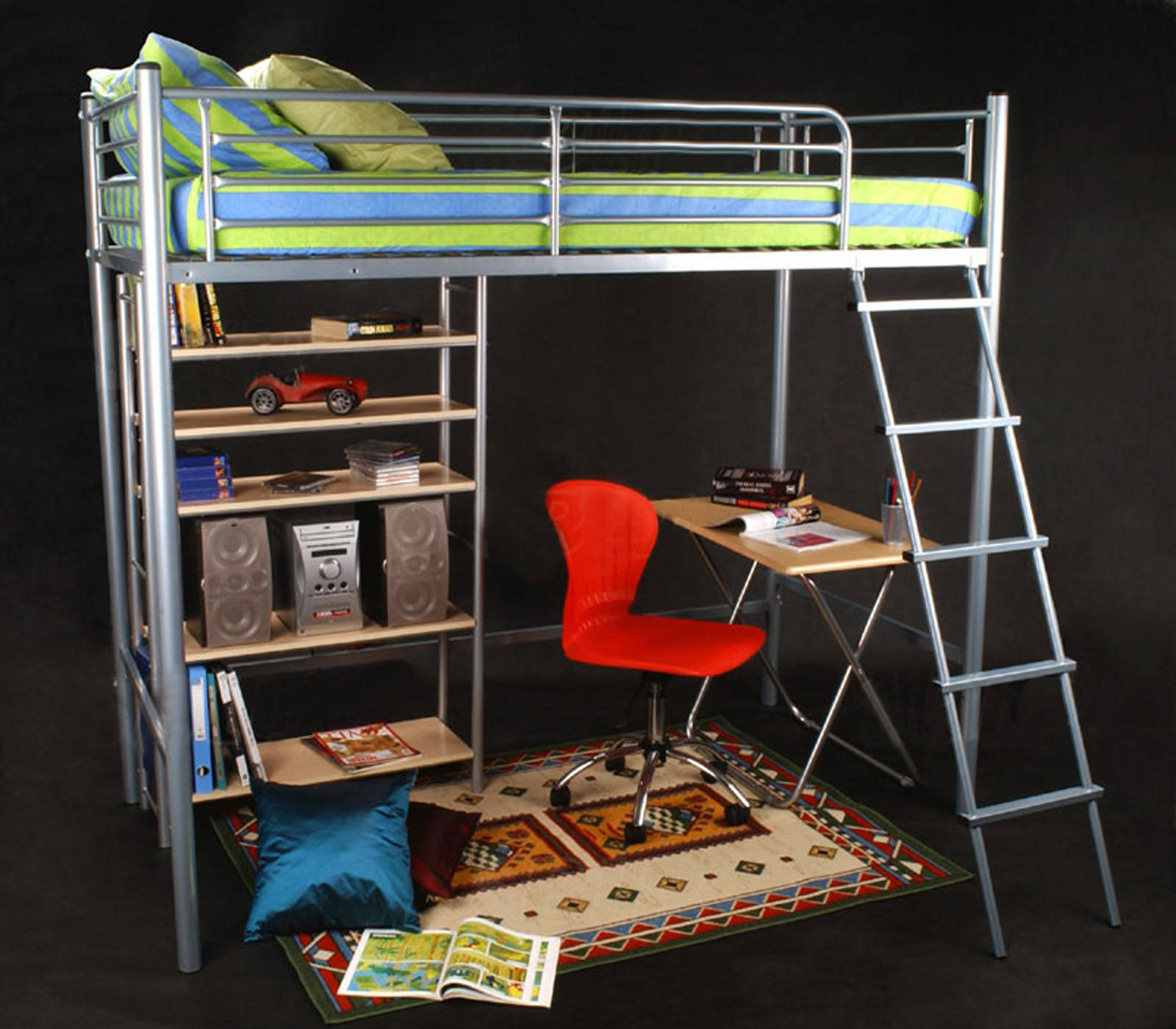 children steel bunk beds dormitory metal beds bedroom furniture