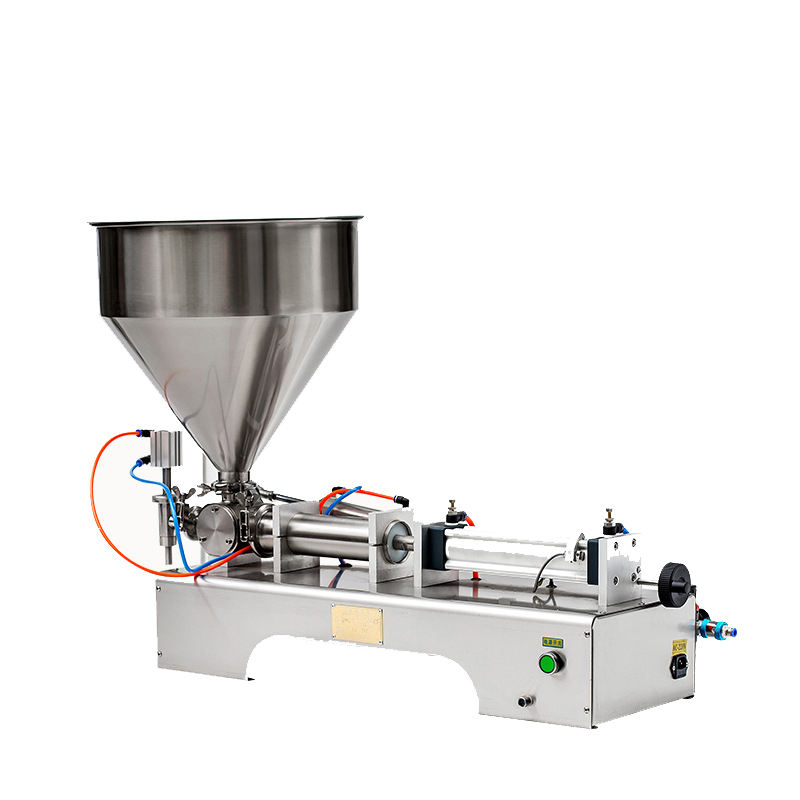 High quality Air Pneumatic table-top Shampoo Lotion Filling Machine