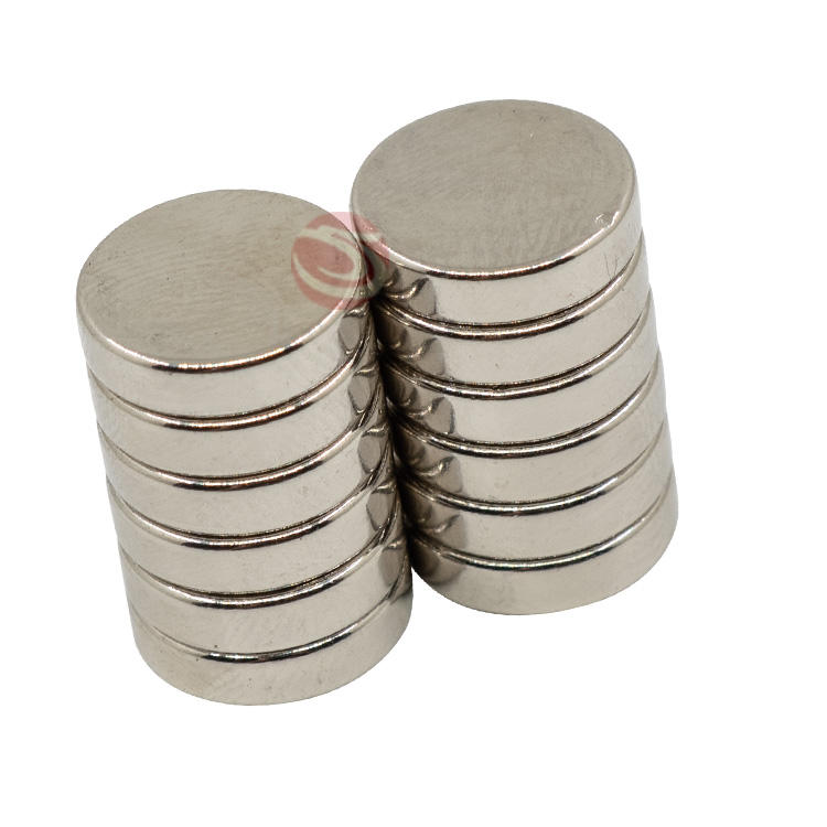 High Grade Speaker Magnet Round Thin Magnets 20