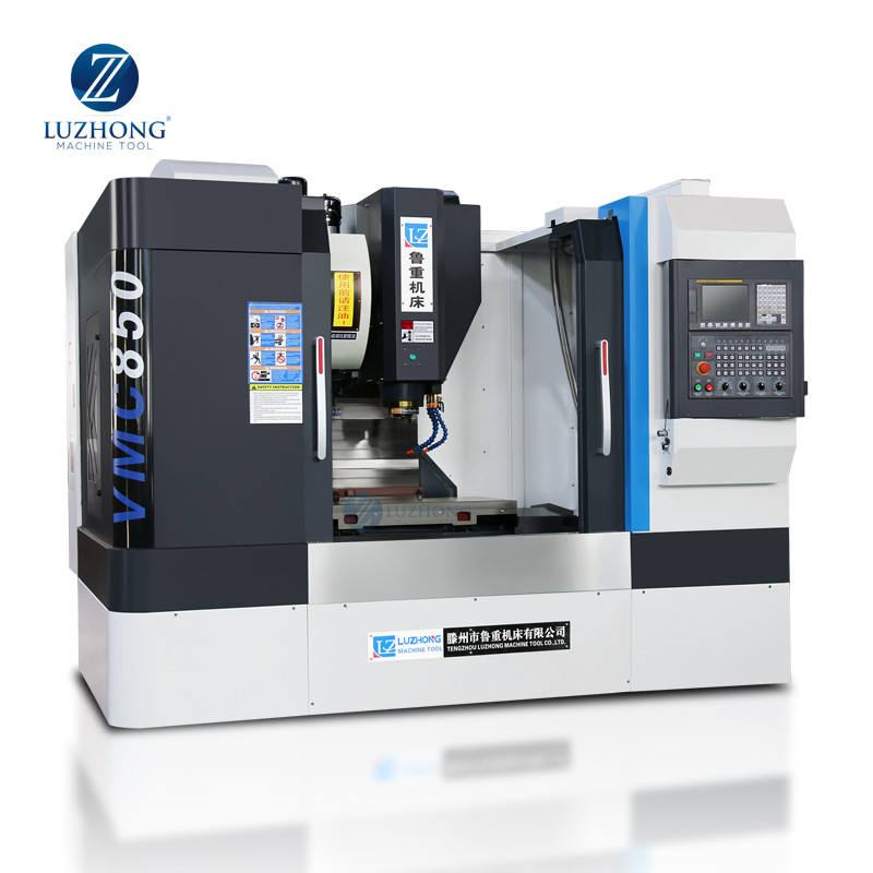 4 Axis CNC Milling Machine VMC850 CNC Vertical Machining Center