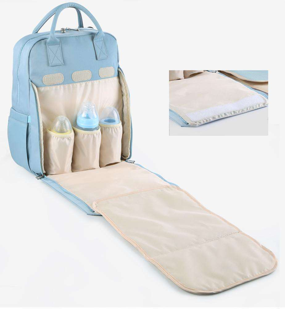 OEM/ODM diaper bag backpack Large capacity baby bags for mom Mother Maternity nappy changing baby care Mummy bag