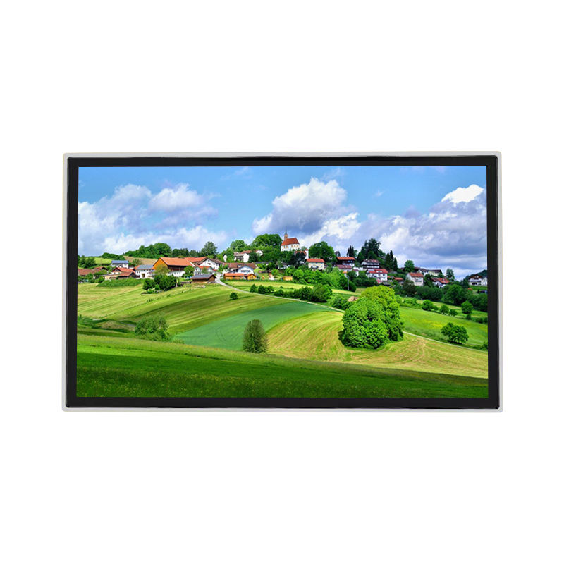 55 inch HD Android Touch Muurbevestiging LCD Lift Reclame Digital Signage