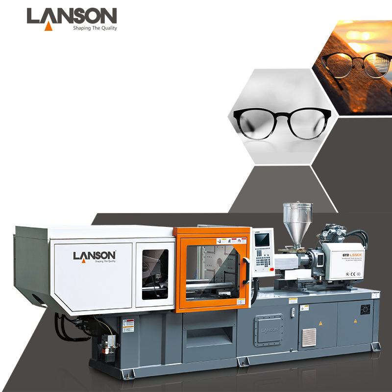 high precision injection molding machine glasses eyewear optical frame making machine