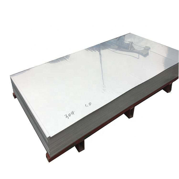 ss AISI 201 304 316 409 430 310 price Super Mirror Stainless Steel Sheet