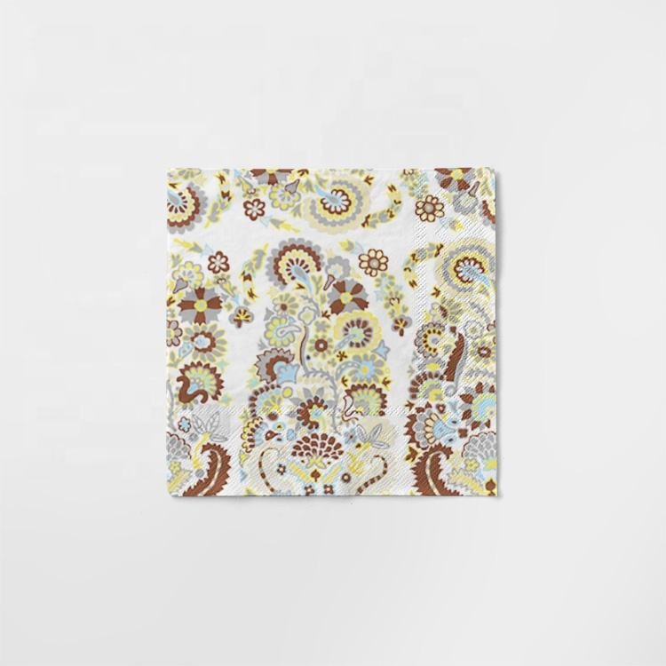 Wedding Party Favor Paper Napkin Table Paper Party Napkin