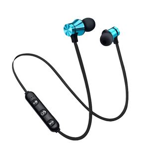 XT11 Magnetic Bluetooth 4.2 Earphone Sport Running Wireless Neckband Headset Headphone with Mic Stereo Music For Huawei Xiaomi