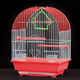 Vintage Metal Cheap Wall Mount Foldable Layer China Parrot Cage Bird House Cage