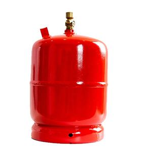 Honduras Factory Direct Export With Low Factory Price 3Kg Cooking 7.2L Lpg Gas Cylinder