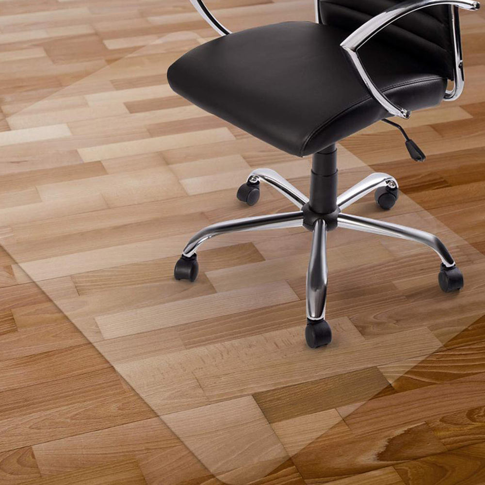 Home Office Carpet Floor Clear Pvc Polycarbonate Chair Mat
