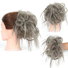 Hair Pieces Messy Bun Hair Scrunchies Extensions HairPieces and Ponytails Hair Extensions for Women