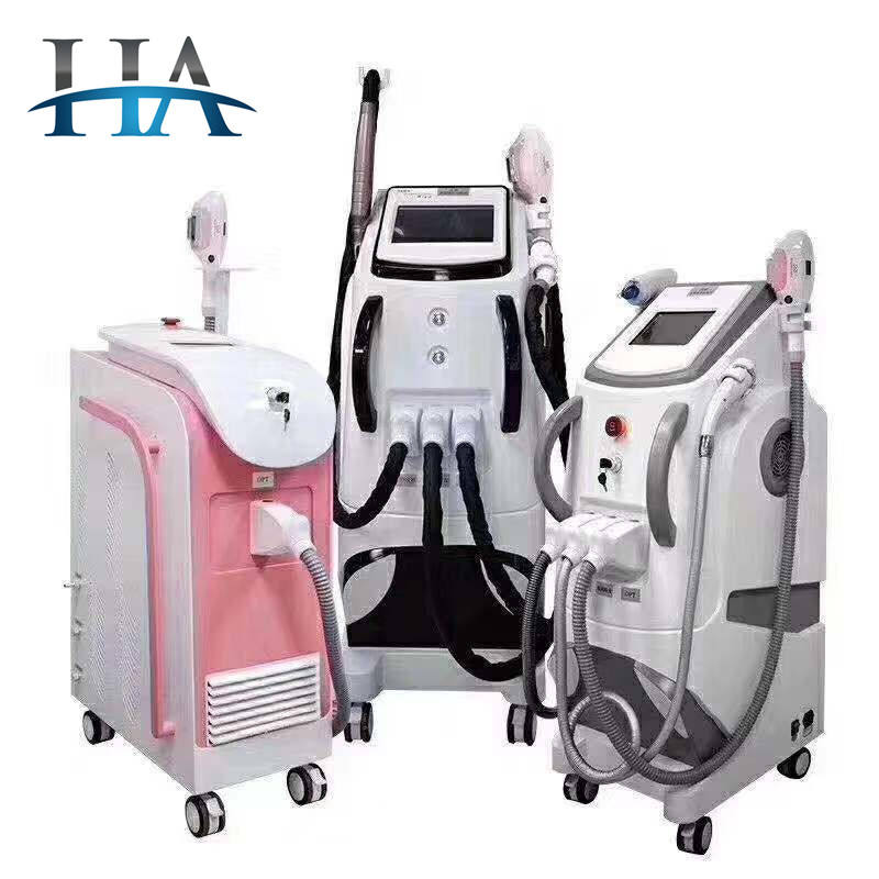 China factory wholesale opt IPL 360 magneto-optic picosecond laser SHR hair removal instrument welcome OEM