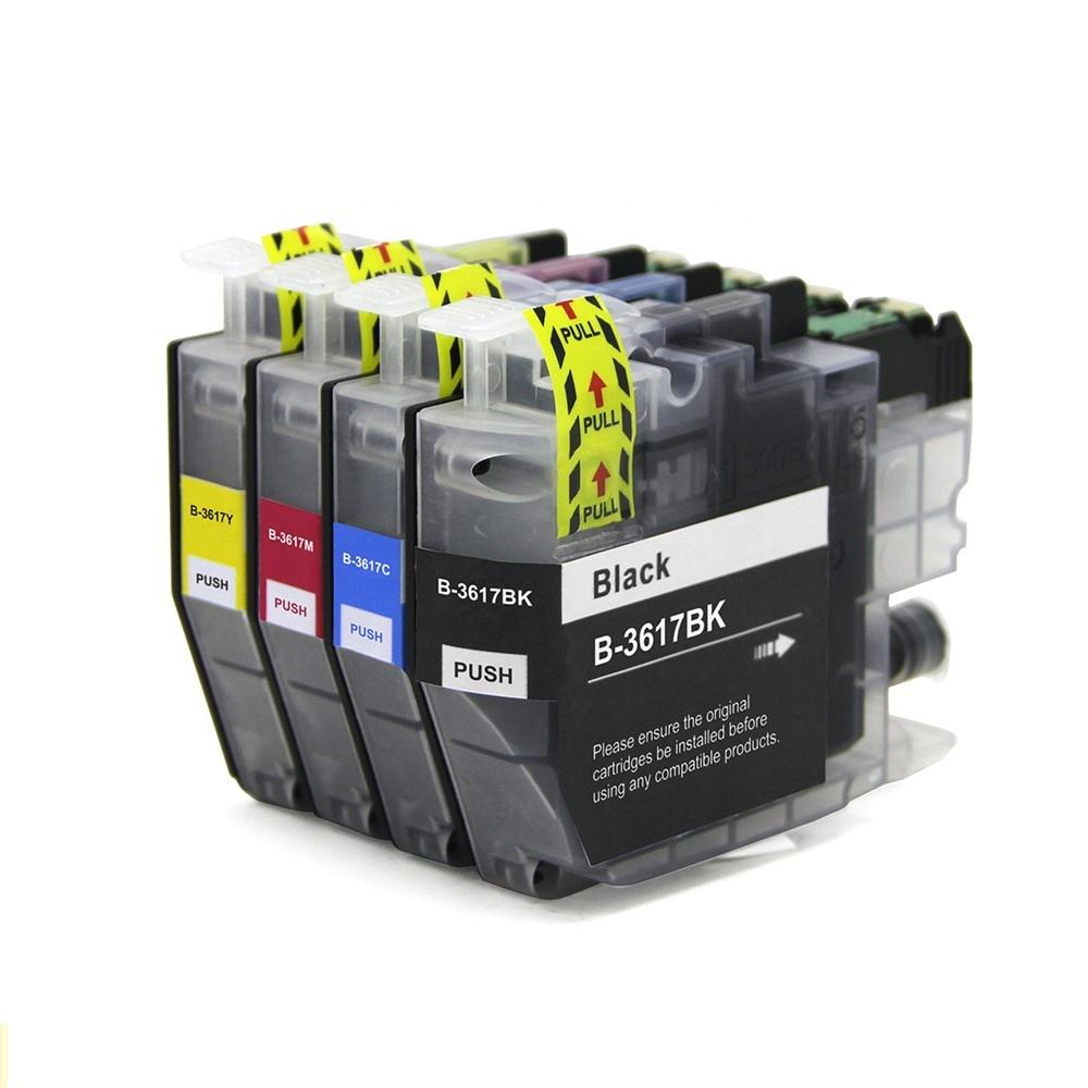LC3617 3617xl Color remanufactured ink cartridge for brother MFC-J2330DW/MFC-J2730DW/MFC-J3530DW/MFC-J3930DW