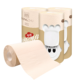 Factory Wholesale Unbleaching Plain 100 % Virgin Bamboo Pulp 3 ply bamboo paper towels
