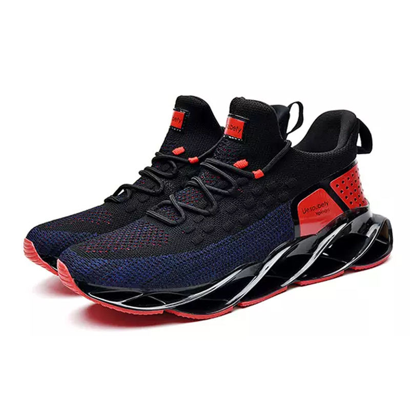 Wholesales Fashion Shoes Sneakers Blade Running Men Sports Shoes