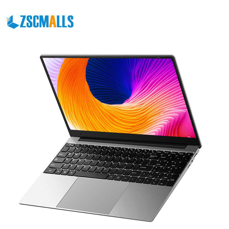 ZSCMALLS factory price Intel Dual Core Four Threads 15.6inch 1920*1080 laptop computer