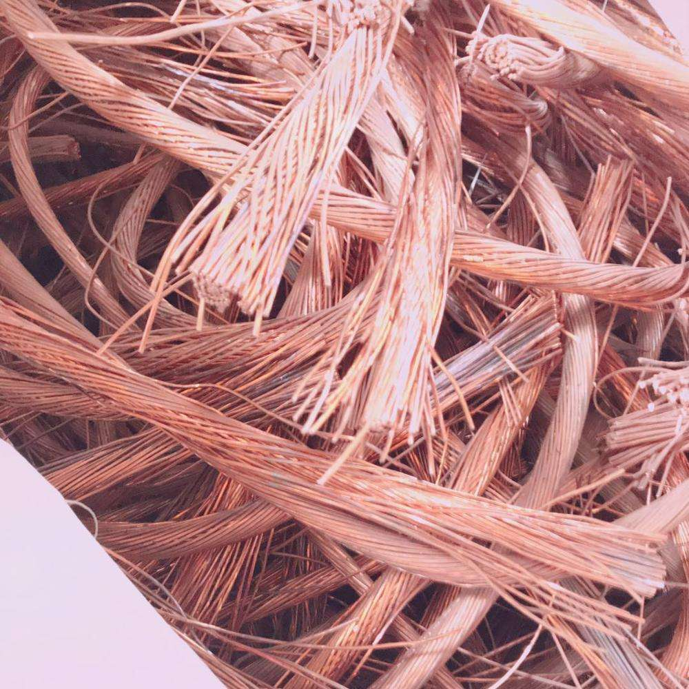factory Copper Wire Scraps 99% Best Quality Millbery Cheap Scraps99.9% news
