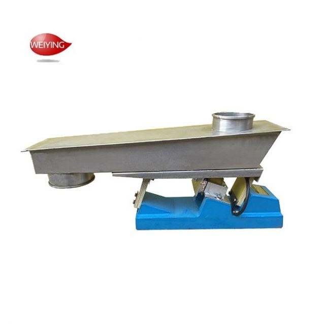 High Technology Electromagnetic Linear Feeder Evenly Feeding Dosing System For Fish Feed
