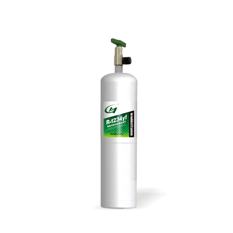 competitive price 80g Hfo r1234yf 1234yf new Environment Refrigerants 99.9% purity