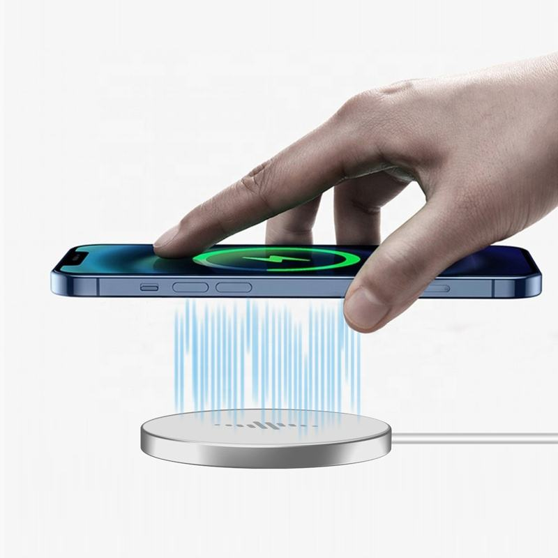 Wholesale 2020 New Magnetic 15W Mobile phone Fast Wireless Charging For Iphone 12 Magsafe Charger