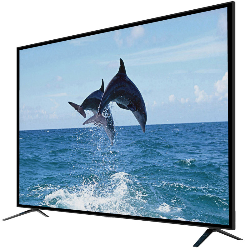 factory sale 85 98 100 110 inch led smart uhd 4k tv Smart Android tv