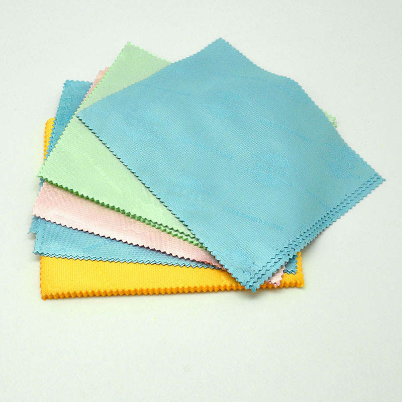 hot selling chamois lens cool eyeglass cleaning microfiber cloth