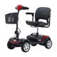 Foldable [ Electric Scooter ] New Design CE Certificate Mobility Electric Scooter 4 Wheels 300W Elderly Elektro Scooter For Travel