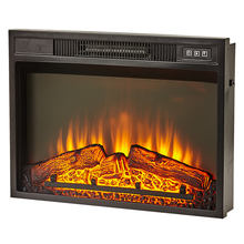 pellet stove insert electric fireplace  23inch