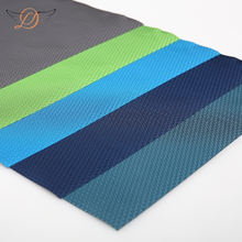 Diamond-type lattice Jacquard oxford fabric 150D*150D PVC Oxford fabric bag material