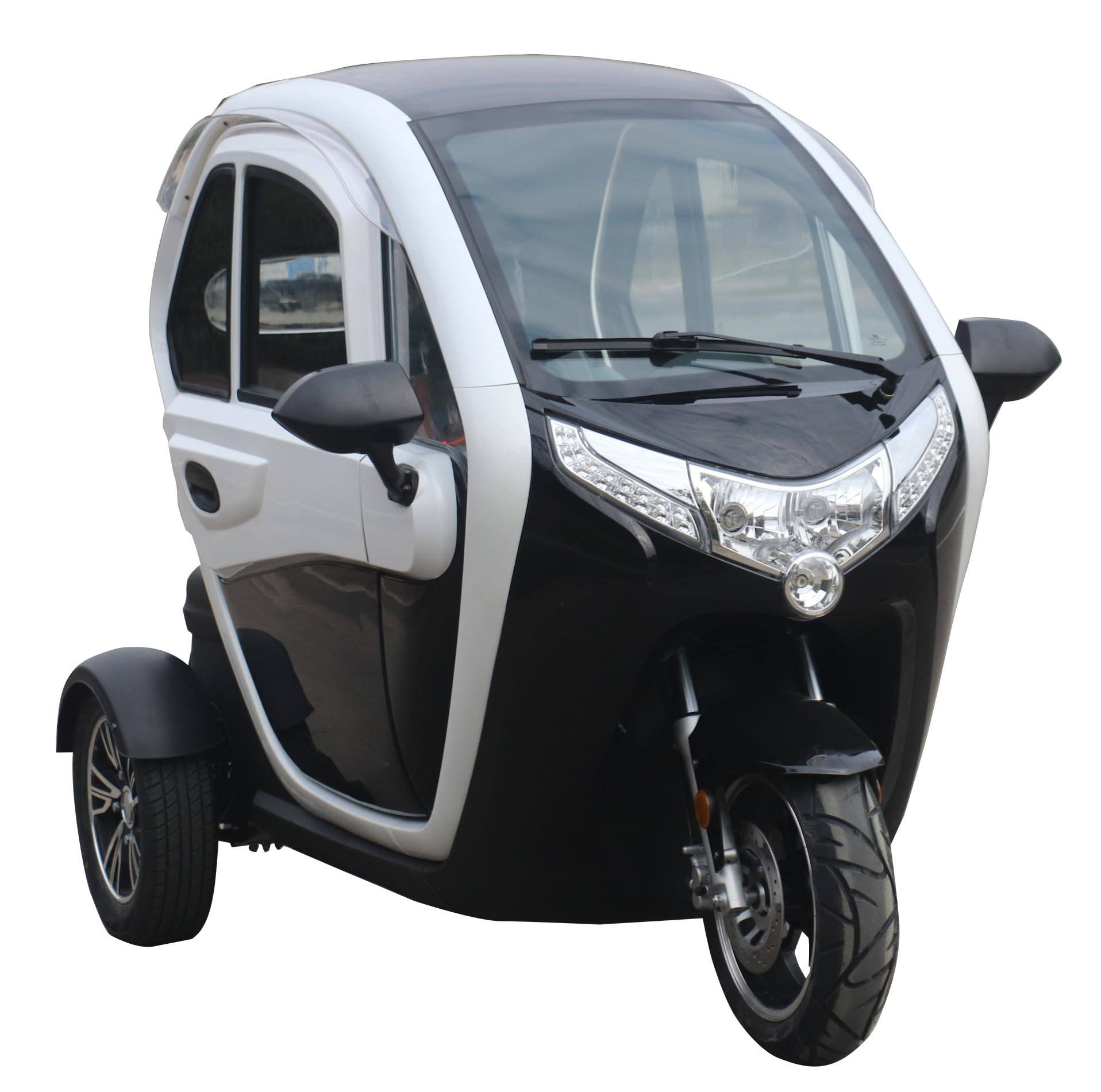 EEC 1500w electric tricycle eec trike 3 wheel tricycle car eec