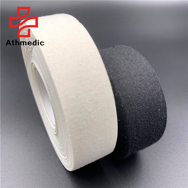 2021 Athmedic cotton ball arm grip tape hockey stick ice hockey tape for blades handles equipment