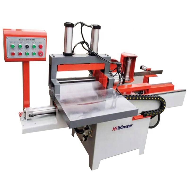 MX3515 woodworking semi automatic working table 650*650mm finger jointer machine