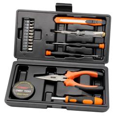 18 Pcs Tools In Tool Set Carbon Steel Hardware Household Hand Tools Tool Kit Set