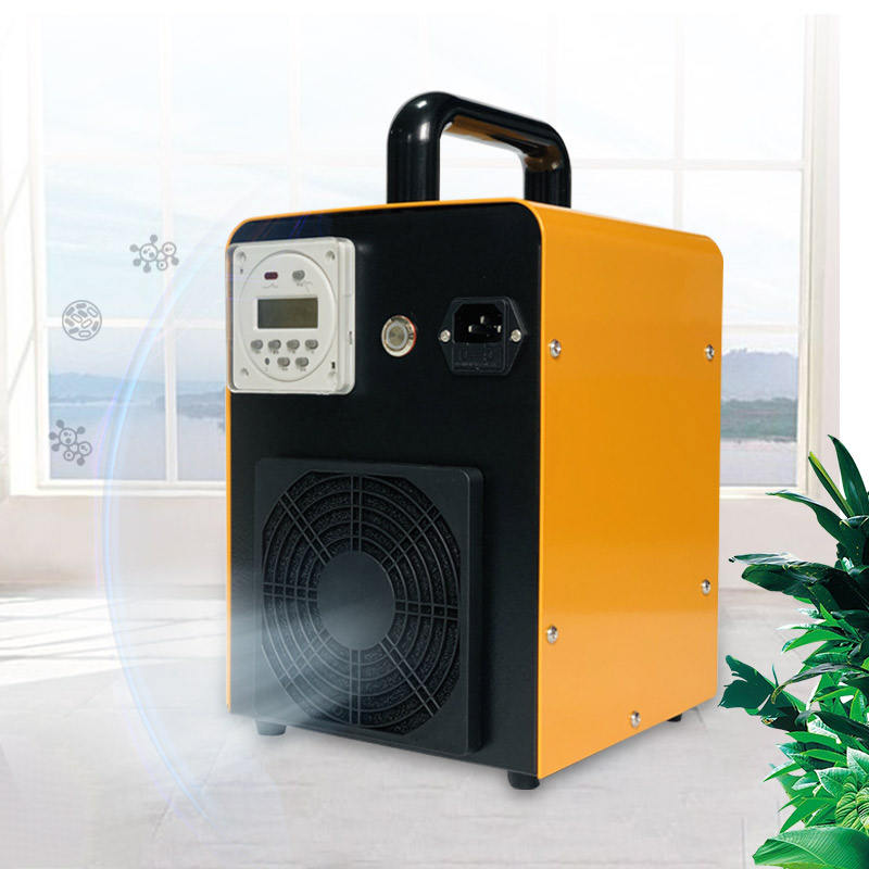 Anti virus portable desktop room car air cleaner/purificador best generador ozone machine Air purifier