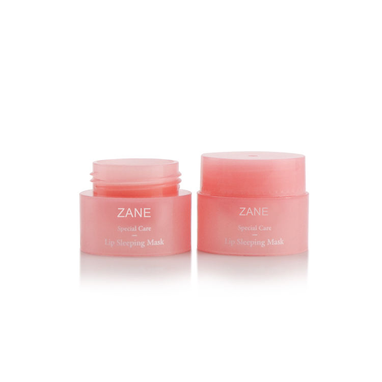 3g 5 gram 9 ml Empty Mini Pink Rond Beauty Containers Small Plastic Cosmetic Jars Lip Balm Pot With Lids