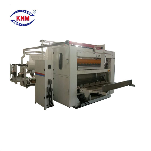 MJZ180-7L automatic facial tissue paper folding and embossing machine price