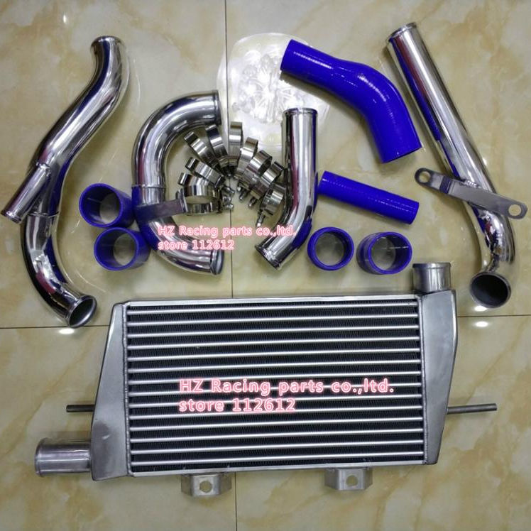 Intercooler Đối Với Mitsubishi EVO X EVO10 Ralliart Lancer 4b11 Intercooler Kit Bolt-On 08-11