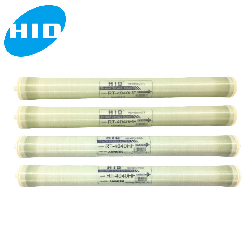 4040 water treatment ro water purifier filter reverse osmosis membrane system
