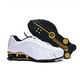 Running Sneakers New Design Original High Quality New Arrival SHOX R4 Running Shoes Sports Men's Sneakers