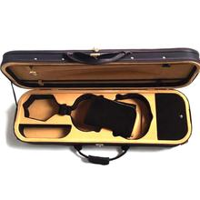Wholesale Factory Price High Grade Rectangle High Density Foam Violin Case