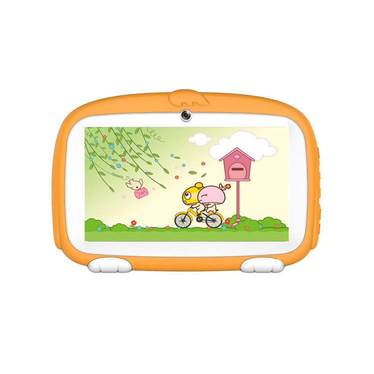 Fashion Dog Design Kids Android Tablet PC with Educational Gaming Apps Mini Child PC Tablets