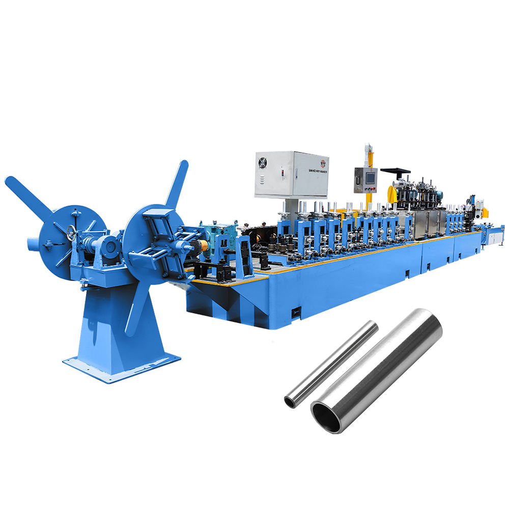 Logo Customization [ Irrigation/ Pipe Making ] Irrigation Pipe Making Machine Drip Irrigation/ Garden Gi SS Pipe Making Machinery Good Price In Kolkata