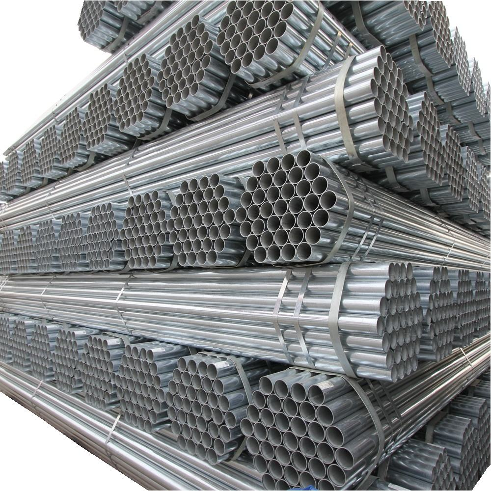 gi pipe list ! 1.5 inch DN40 48.3mm scaffolding tube galvanized steel pipe price