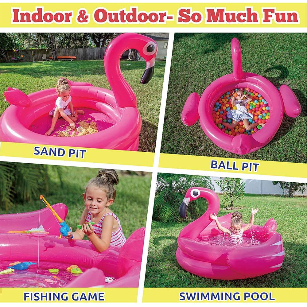 Small Size Homely Use Inflatable Pool Lounger For Children Free Playing